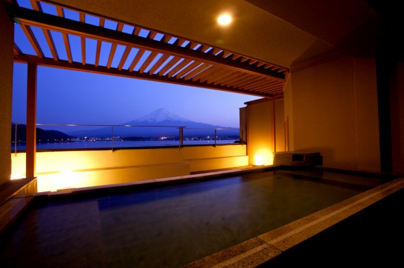 SPA accommodation of with outdoor bath SPA special room Lake