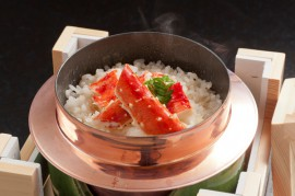 ◆Selectable real boiled pot rice ◆Japanese banquet dishes plan [eight people-limited a day]