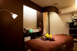 With foot bath  Guest Rooms [beauty treatment salon 付特別 plan] weekdays limited to 2 couples