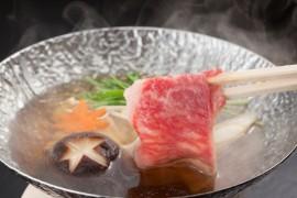 【冬限定】こだわりの特選◆和牛・蟹・鯛◆しゃぶしゃぶ鍋会席プラン