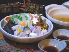 【冬限定】こだわりの特選◆ふぐ鍋◆和食会席プラン