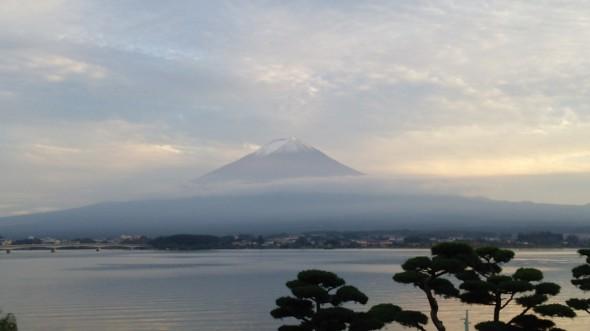 大きい富士