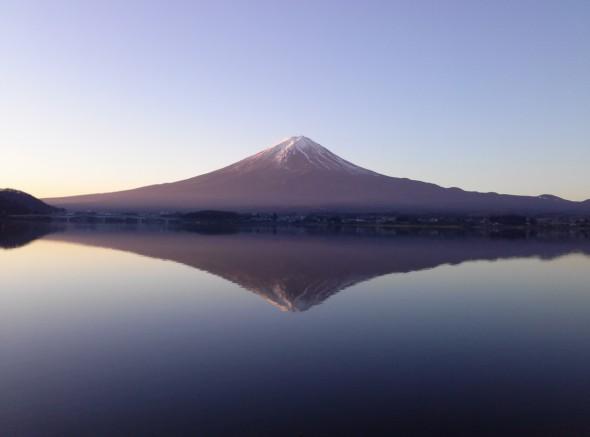 2016.逆さ富士
