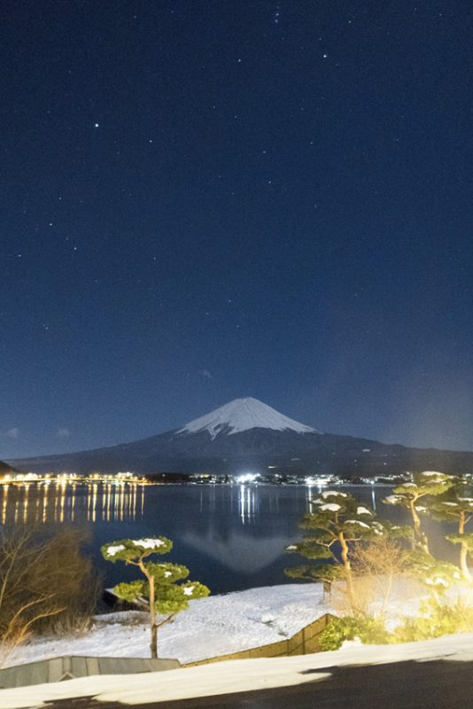 Night Fuji