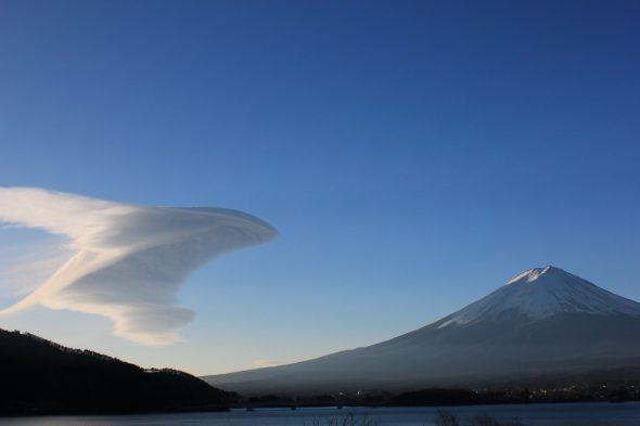 富士山が、食べられる⁉