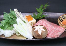 こだわりのメイン料理◆和牛しゃぶしゃぶ鍋◆和食会席プラン