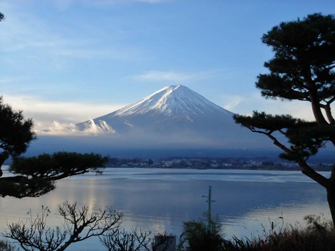 湖月富士-1