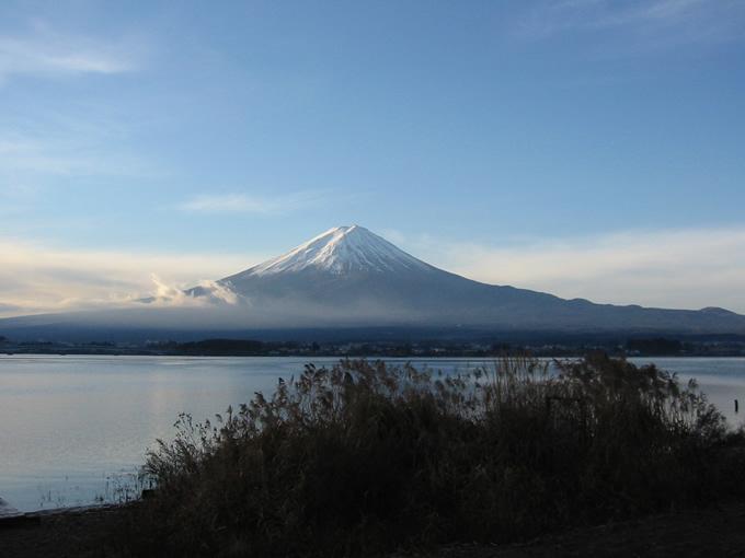 湖月富士-2
