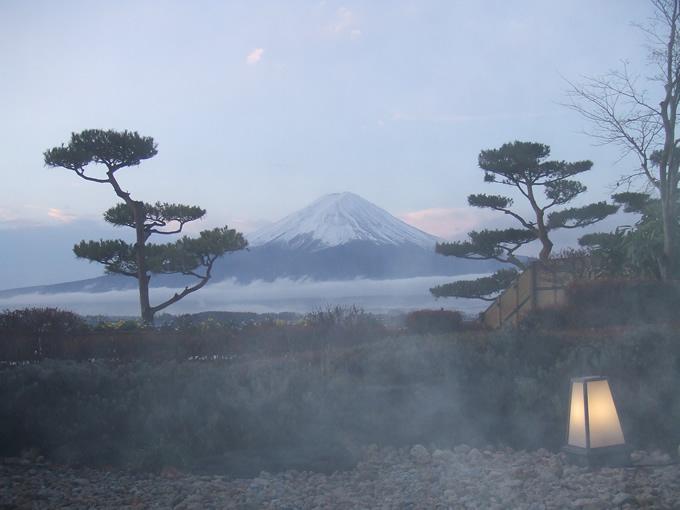 富士山とお風呂