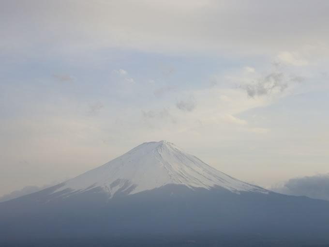 癒しの富士