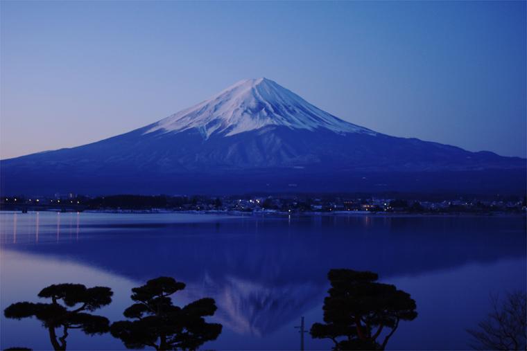 富士の目覚め