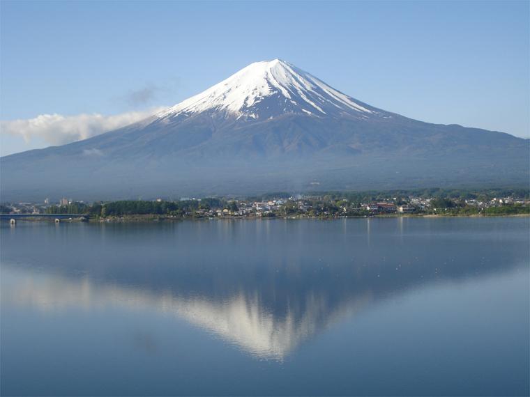 絶景 富士