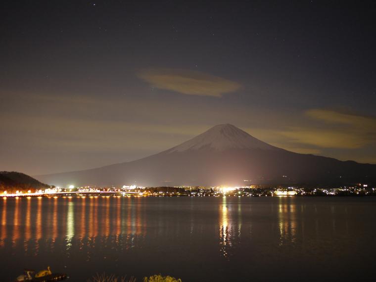 富士山最高!湖月最高!