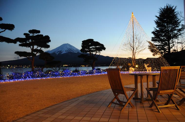 クリスマス 湖月