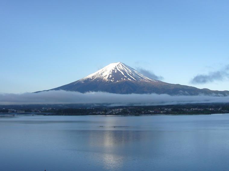 ありがとう!!富士山