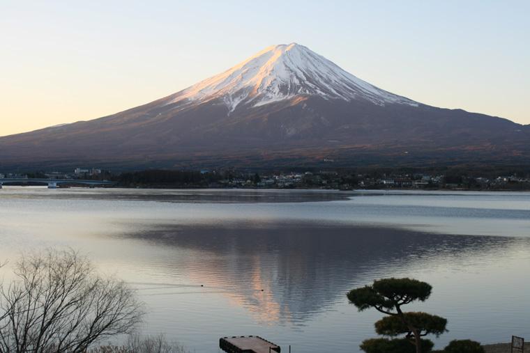 富士山開店