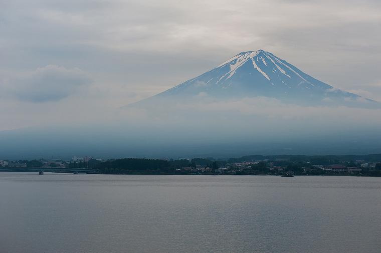 夢幻富士山